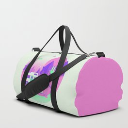 Outer Space Camping Duffle Bag