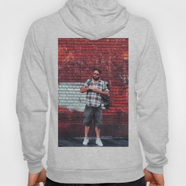 Art Wall Hoody