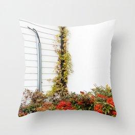 Berry Poppins Throw Pillow