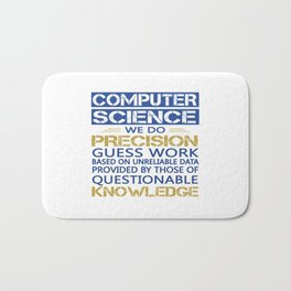 COMPUTER SCIENCE Bath Mat