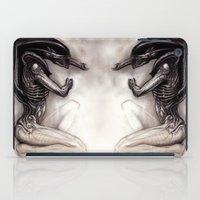 xenomorph iPad Cases featuring ALIEN - Xenomorph by Denda Reloaded