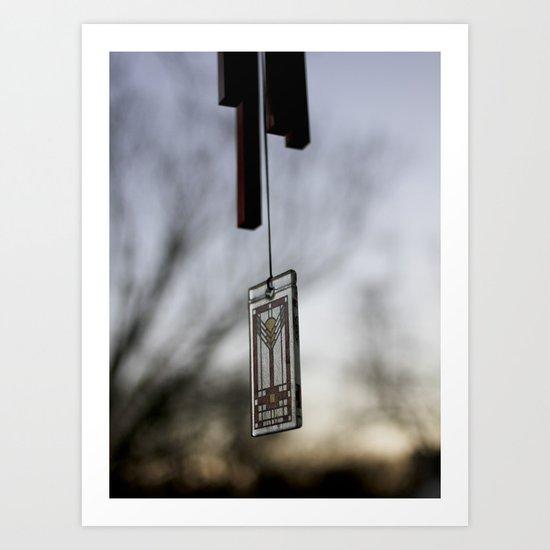 Chime Art Print