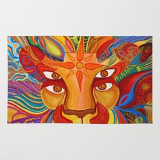 Lion's Visions Rug