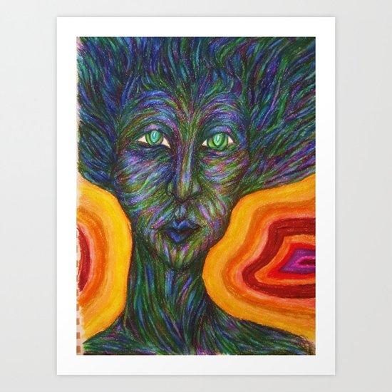 Tenebrae Art Print