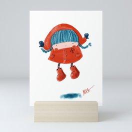 Red Ridinghood Mini Art Print