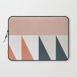 Cirque 04 Abstract Geometric Laptop Sleeve