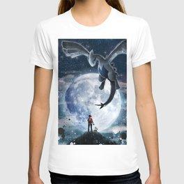 Legend of the moon T-shirt