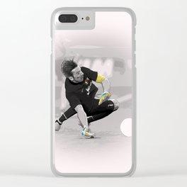 Gianluigi Buffon - Juventus Clear iPhone Case