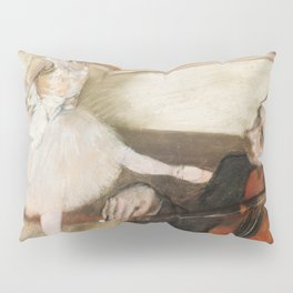Edgar Degas - The Dance Lesson Pillow Sham