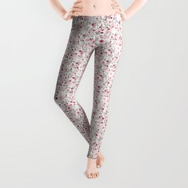 pomegranates Leggings