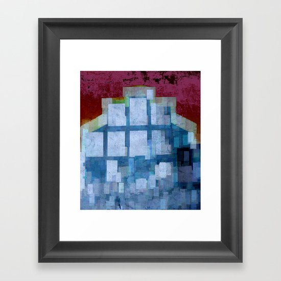 Our House II Framed Art Print