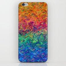 Fluid Colors G249 iPhone & iPod Skin