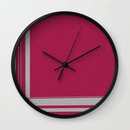 Linear Wall Clock