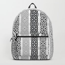 The beautiful viking pattern Backpack