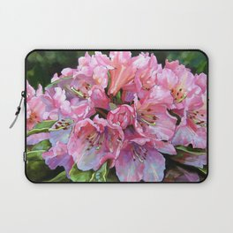Courtenay Lady Rhododendron Laptop Sleeve