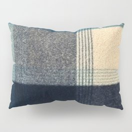 Abstract Flannel Pillow Sham