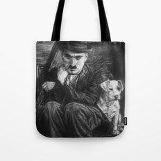 A dog's life Tote Bag