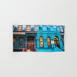 New York City Colors Hand & Bath Towel