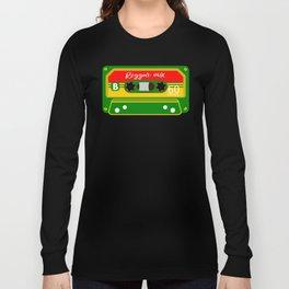 REGGAE MIX TAPE Long Sleeve T-shirt