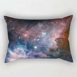 Stars in Space Rectangular Pillow