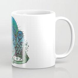 Where She Rules: Wisdom in Silence Coffee Mug