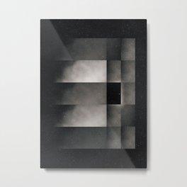 Interlocked realities Metal Print