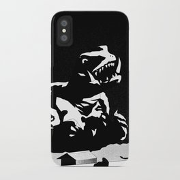 Gamera: The Giant Monster iPhone Case