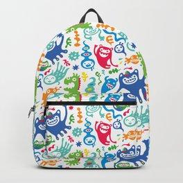monster club Backpack