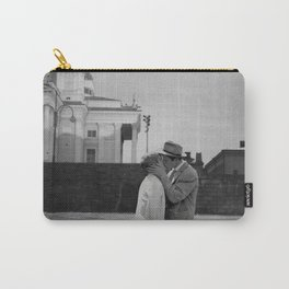 Collage Á bout de souffle (Breathless) - Jean-Luc Godard Carry-All Pouch
