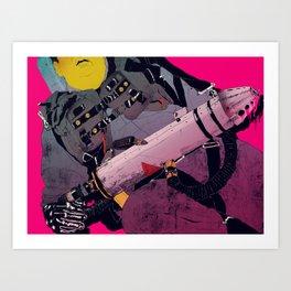 Ghostbusters 2 Art Print