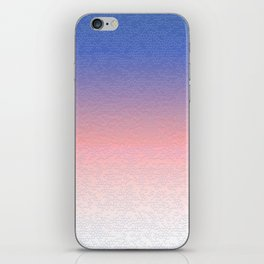 Dusk and Dawn Sunset Sunrise Simplicity iPhone Skin