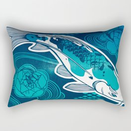 Seiryu Rectangular Pillow