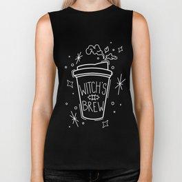 Witch's Brew Coffee Biker Tank