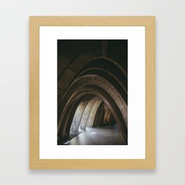 Amazing Archways Framed Art Print