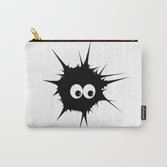Cute monster furry Carry-All Pouch
