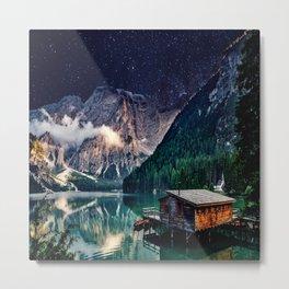 Mountain Life Metal Print