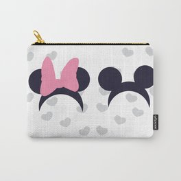 Mickey & Minnie Carry-All Pouch