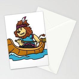 Beach Sailing Gift Land Sailing Beach Sports Stationery Cards