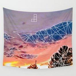 Tmbl & Mrge Wall Tapestry