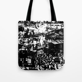 Commercial Drive (XL) Tote Bag