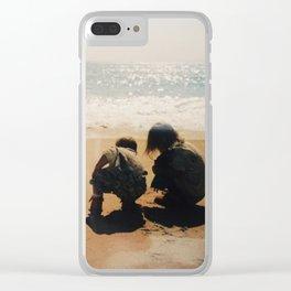 exposure Clear iPhone Case