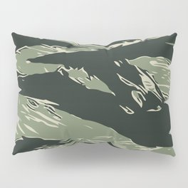 Military pattern #2 Pillow Sham