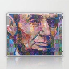 Abraham Lincoln No. 2 Laptop & iPad Skin