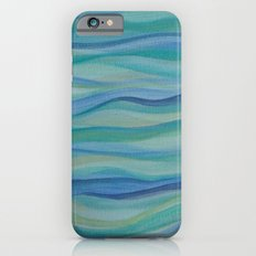 Surf Abstract Waves iPhone 6s Slim Case