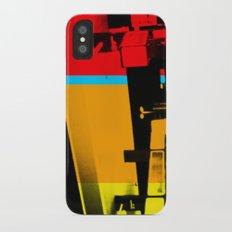 Aberration Station iPhone X Slim Case