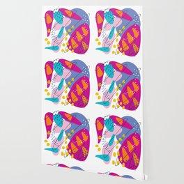 Summer abstraction 3 Wallpaper