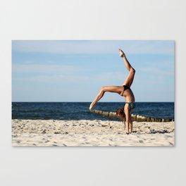 Ballerina Project II Canvas Print