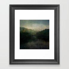 Epicentral Framed Art Print