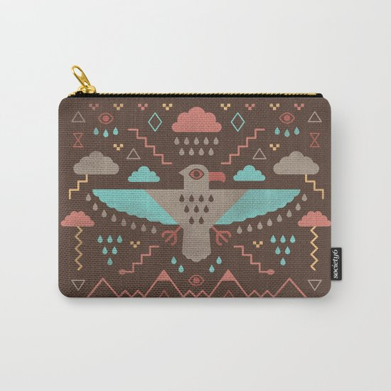 The Legend of Thunderbird Carry-All Pouch