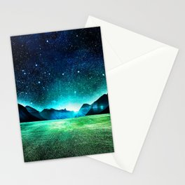 Sky Light Stationery Cards